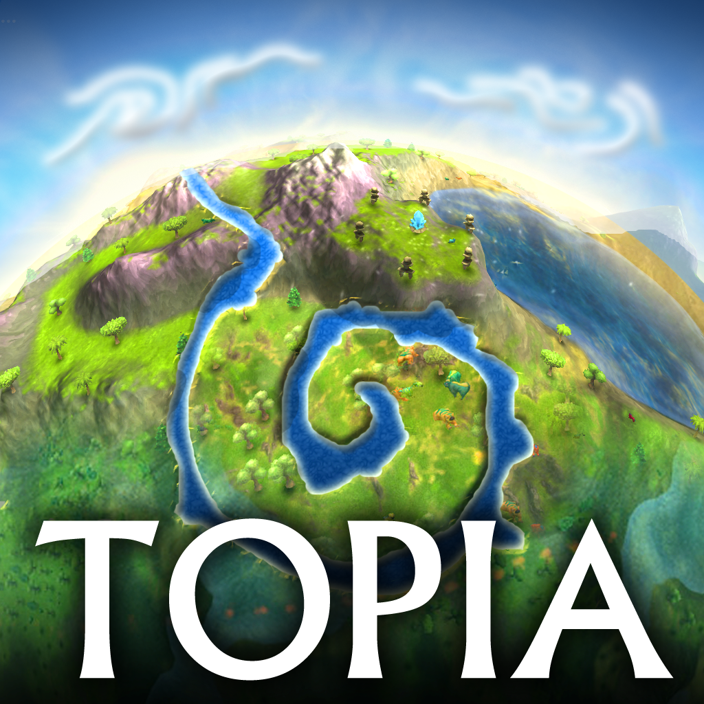 Topia World Builder iOS